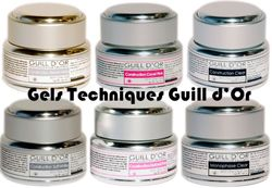Gels techniques Guill D'Or