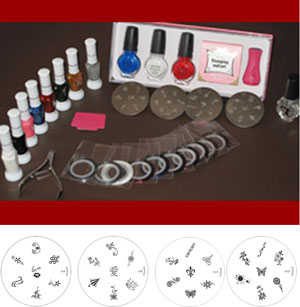 Kit sp�cial d�co ongles